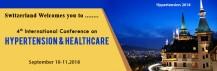 Banner-6 4th International Conference on Hypertension & Healthcare