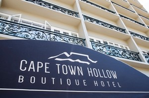 Cape Town Hollow Boutique Hotel exterior